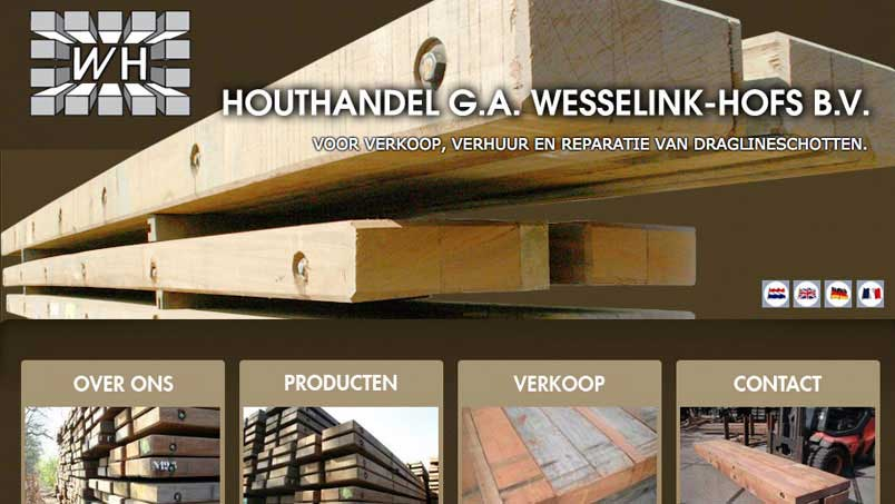 Website - Wesselink-Hofs, Olst